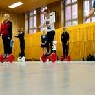 Rolle / Die Rote Hosen / SALZIG Sporthocker / Foto: Wilke