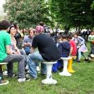 Sitzrunde / Foto: Wilke