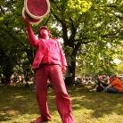Pink in Aktion / Foto: Wilke