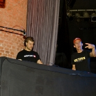 KING OF HOCK 2012 / DJs & Moderator / Siggatunez, Sharevari & Sebastian / Photo: S.Wilke