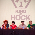 The Jury / King of Hock 2013 / Foto: Roth