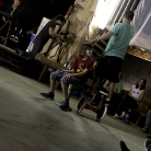 Battle of Hock: Lucke Hockwalker vs Philippo / King of Hock 2014 / SALZIG Sporthocker / Foto: Susanne Wilke