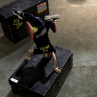 Best Trick: Djamil / King of Hock 2014 / SALZIG Sporthocker / Foto: Susanne Wilke