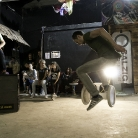Best Trick: René Tabouret / King of Hock 2014 / SALZIG Sporthocker / Foto: Susanne Wilke