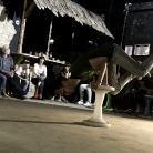 One Minute: René Tabouret / King of Hock 2014 / SALZIG Sporthocker / Foto: Susanne Wilke