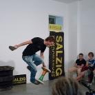 Sventastic, Apfel, Mütze und Methodenwechsel / King of Hock 2015 / SALZIG Sporthocker
