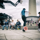 Jung Joon Young / 360° Wheelie / JTBC Hitmaker / SALZIG Sporthocker