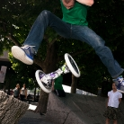Josh / HockEurope / SALZIG Sporthocker / Foto: S. Wilke