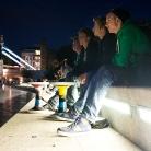 London Crew @ night / HockEurope / SALZIG Sporthocker / Foto: S. Wilke