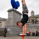 Philippo / Handstand / HockEurope / SALZIG Sporthocker / Foto: S. Wilke
