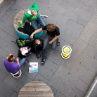 Chillen @ Southbank / HockEurope / SALZIG Sporthocker / Foto: S. Wilke