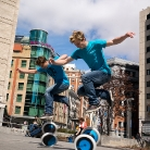 ML & SL / Synchron 360° Shove it / HockEurope / Madrid / Photo: Susanne Wilke