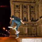 Josh / Underfoottophocke / HockEurope / Madrid / Photo: Susanne Wilke