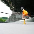 SL / Trick: gedrehter Armstand / Foto: S.Wilke