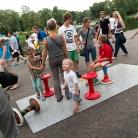 Kids / Munich Mash / SALZIG Sporthocker / Foto: Hanna Wilke