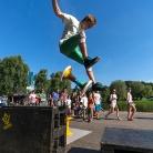 Hockeraxel / Tophocke / Munich Mash / SALZIG Sporthocker / Foto: S. Landschütz