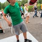 Nico / Backcross / Munich Mash / SALZIG Sporthocker / Foto: Hanna Wilke