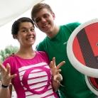 Zoë & Nico / Munich Mash / SALZIG Sporthocker / Foto: Hanna Wilke