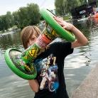 Lucke\'s Sporthocker / Munich Mash / SALZIG Sporthocker / Foto: Hanna Wilke