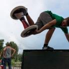 Nico / Methode / Munich Mash / SALZIG Sporthocker / Foto: Hanna Wilke