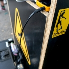 Yellow Beats / Munich Mash / SALZIG Sporthocker / Foto: Hanna Wilke
