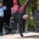 Breakdancer / Obernbreit / Foto: Susanne Wilke