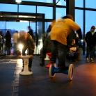 ONE SECOND extreme im Foyer / Foto: Susanne Wilke