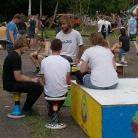 Sporthocker Crew @ Pangea Festival / SALZIG Sporthocker / Photo: Stephan Landschütz