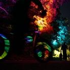 Lights in the night / Pangea Festival / SALZIG Sporthocker / Photo: Michael Landschütz
