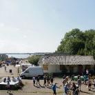 Overview / Pangea Festival / SALZIG Sporthocker / Photo: Michael Landschütz