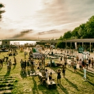 Overview Pangea Festival / SALZIG Sporthocker
