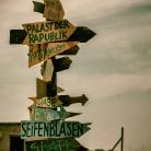 Wo'n jetzt hin? / Pangea Festival / SALZIG Sporthocker