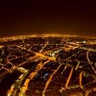 ...und drei Stunden später die Aussicht genießen / Paris / Foto: Stephan Landschütz