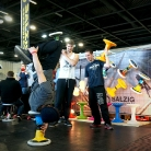 Workshop mit SL / SALZIG Sporthocker / Passion Sports Convention Bremen