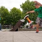 SL & Philippo / HockEurope / SALZIG Sporthocker / Foto: Vogel