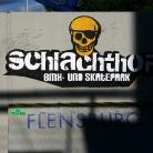 Flensburg Skatepark Schlachthof / Foto: S. Wilke