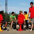 Sitzrunde / Foto: M. Landschuetz