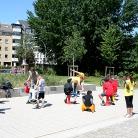 Sporthocker Workshop / Foto: S. Wilke