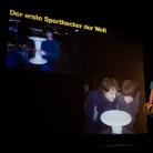 Der erste Sporthocker der Welt / Science Slam Berlin / Foto: Michael Landschütz