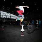 Hockeraxel / Trick: Doublefoot-tophocke / sportsNOW / Foto: Roth