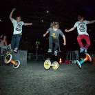 Philippo, Marc P. & Hockeraxel / Trick: 360° Pop Shove-it / sportsNOW / Foto: Roth