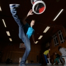 ML / Trick: Tipflip / Sporthocker Training 2014 / Foto: Stephan Landschütz