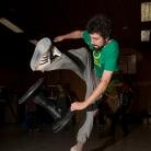Pixel / Trick: Under-Wirbelmethode / Sporthocker Training / Foto: Stephan Landschütz