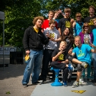 SALZIG Sporthocker Crew @ X Games Munich 2013