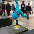 Blue Freeze / YOU / Berlin / SALZIG Sporthocker / Foto: Susanne Wilke
