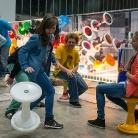 Workshop / YOU / Berlin / SALZIG Sporthocker / Foto: Susanne Wilke