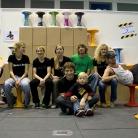 Sporthocker Crew auf der YOU / Foto: Selbstauslöser