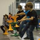 Gruppenworkshop auf der YOU / Foto: M. Landschuetz