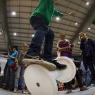 Nice Balance Wheelie / Foto: Stephan Landschütz