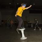 Sascha in Balance / Foto: Susanne Wilke